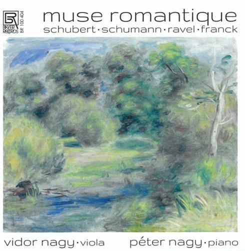 muse romantique